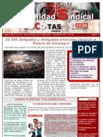 COCOTAS nº25 Septiembre 2011