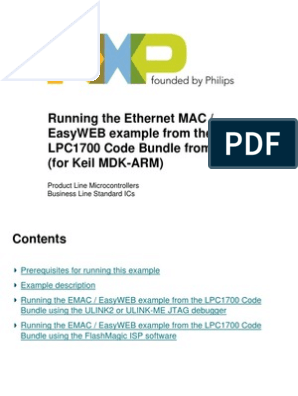 Code bundle lpc17xx keil | Ip Address | Computer Network