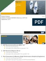SAP BW & Solution Platform Overview