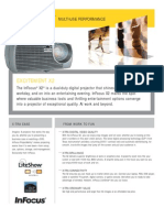 Projector Spec 2440