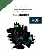Proposal for Cooperation for Establishing a Free Digital University