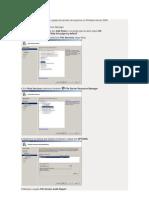 Servidor de Arquivos No Windows Server 2008
