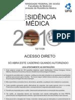 PROVA_acesso_direto - 2010