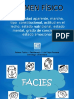 9 Examen Fisico General