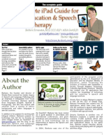 The Complete iPad Guide for Special Education & Speech Therapy