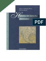 Historia Del Derecho Mexicano 3 Derecho Castellano Marco Antonio Perez de Los Reyes