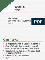 CorporateFinanceModule-PartII