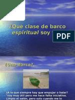 Qué Clase de Barco Espiritual Soy Yo