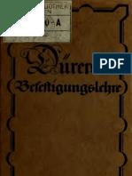 Dürers Befestigungslehre (Waetzoldt, Wilhelm) (1916)