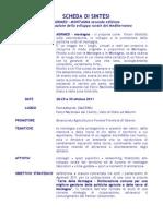 Programma  AGRIMED 2011 - Romano