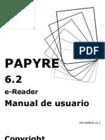 Manual Papyre 6 2 Esp