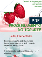 Aula 10 Process Amen To de Iogurte