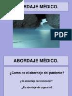 7. Abordaje Medico