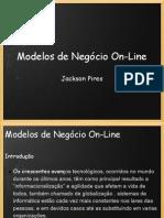 Negocios on Line Aula 01 Modelos de Negoci