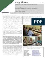 DVC-GBW October 2011 Newsletter