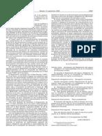 reglamento seguro 2009