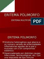 Eritema polimorfo