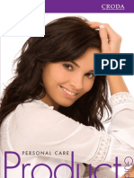 Catalogue Personal Care