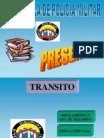 Ley de Transito y Reglamentos