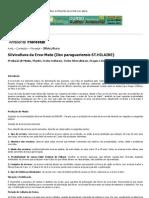 Ambiente Brasil » Conteúdo » Florestal » Silvicultura » Silvicultura da Erva-Mate (Ilex paraguariensis ST