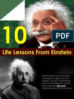 Einstein 10 Lessons (1)
