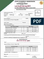 Surtarang 2011 Noida Chapter Registration Form(PDF)