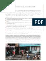 Carga Global de La Violencia Armada 2011 - Capítulo 5 - Resumen