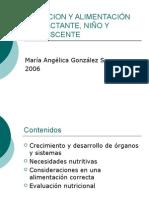 Nutricion y Alimentacion del Niño