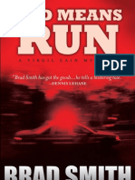 Red Means Run excerpt- Chapter 1
