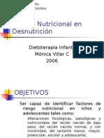 Desnutricion 2006 Clase(M Villar)