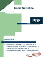 Síndrome Nefrotico