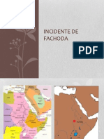 INCIDENTE DE FACHODA