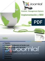 Instalacion Joomla en Windows