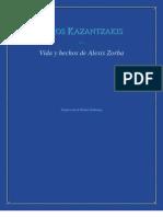 Nikos Kazancakis Zorba Epub Download