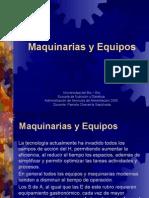 Clase_5_Maquinarias_y_Equipos