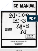 M3 manual