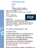 Administração de Materiais II