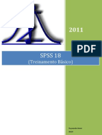 Treinamento SPSS (Capítulos 1 E 2)