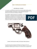 Armas y Pistolas de Fogueo