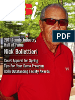 201111 Racquet Sports Industry