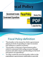 51892251 Fiscal Policy of India