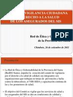 Redeg Santa Vigil an CIA Salud Final