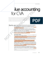 Fair Value Accounting for CVA, Pt 1