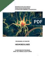 Pre Zen Tare Master Neurobiologie