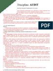 Ceccar 2011 Audit 47 Intrebari - Rezolvate