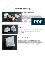 Mineral s