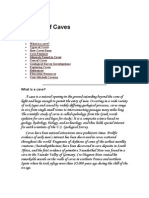 Geology of Caves