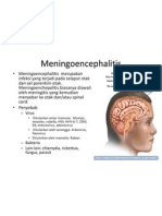 Men in Go Encephalitis