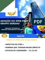 Apresentação CFC - Implantação do IFRS.geraldo tofalneloppt
