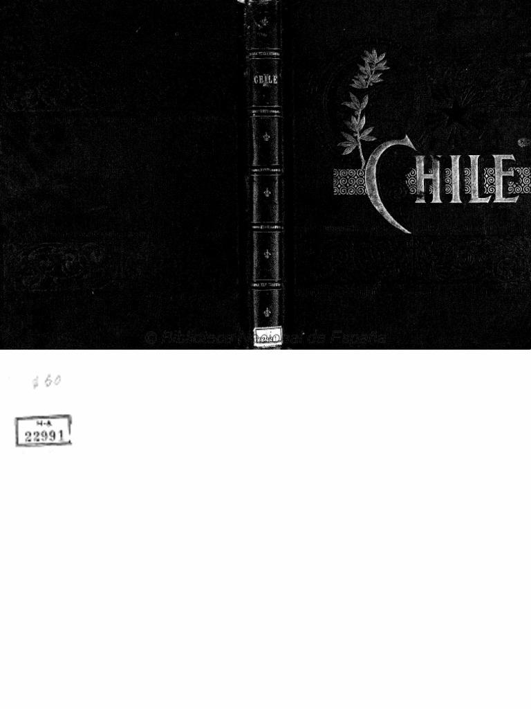 Chile Descripci N F Sica Pol Tica Social Industrial Y  # Muebles Loa Sur Ancud